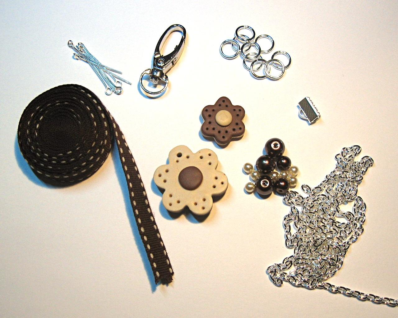 création bijoux fantaisie matériel