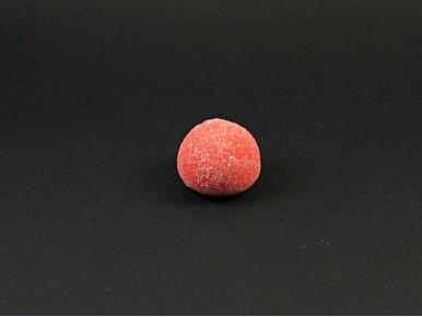 Magnet reproduisant une fraise Tagada