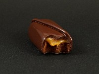 Magnet barre chocolatée Mars en argile polymère