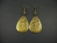 Boucles d'oreilles d'inspiration orientale