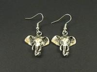 Têtes d'éléphants