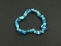 Bracelet bleu taille enfant