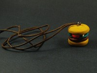 Collier hamburger