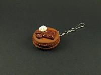 Bijou de sac macaron café chocolat
